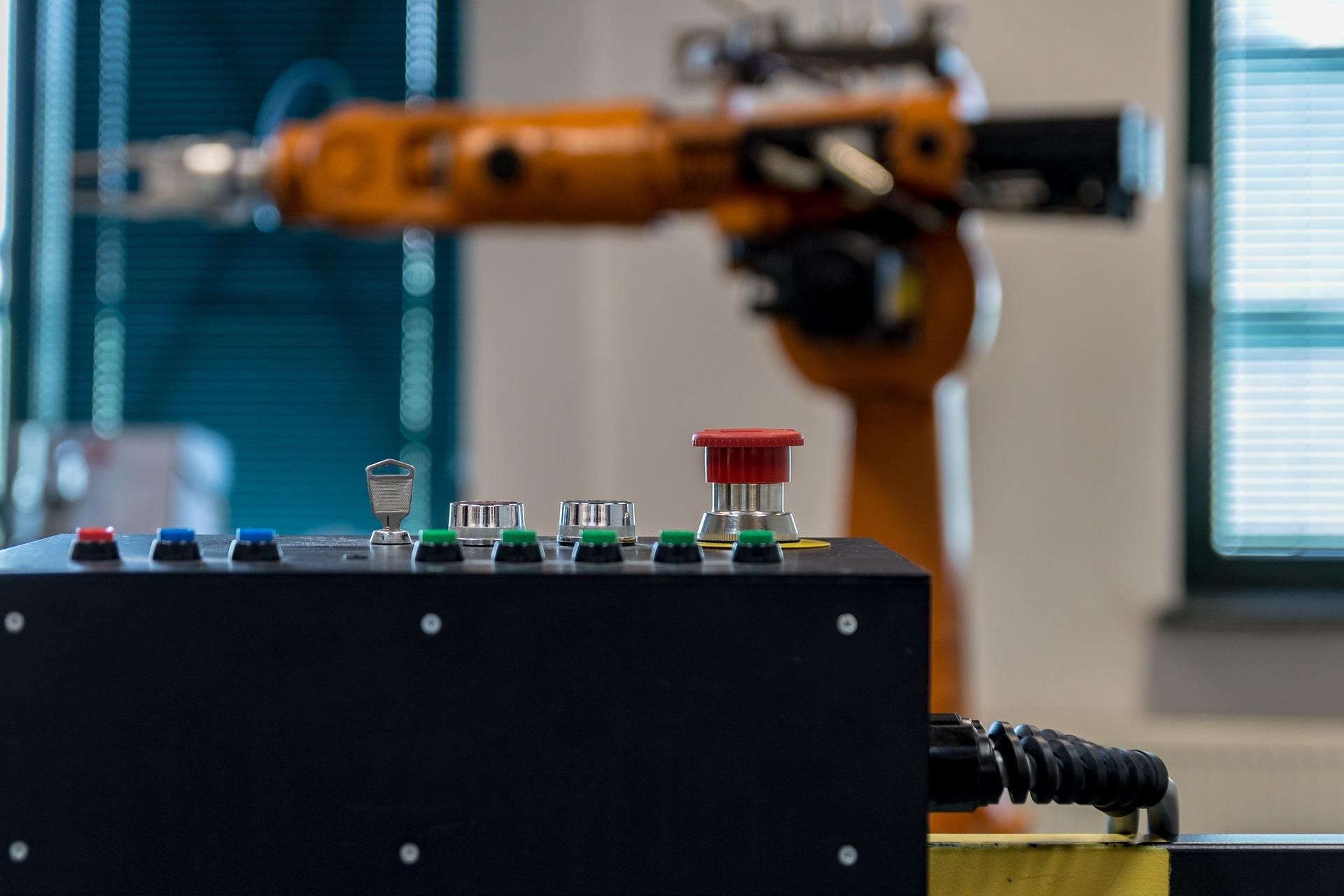 robotica e automação industrial 4